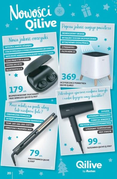 Auchan gazetka promocyjna od 2019-11-28, strona 20