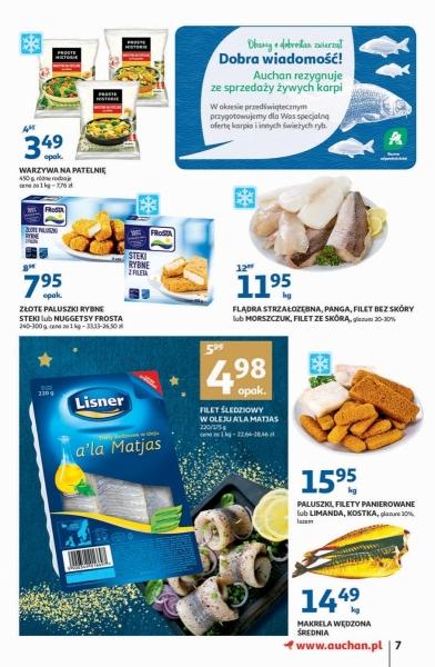 Auchan gazetka promocyjna od 2019-11-28, strona 7
