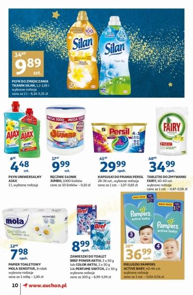 Auchan gazetka promocyjna od 2019-11-28, strona 10