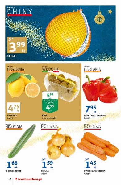 Auchan gazetka promocyjna od 2019-11-28, strona 2