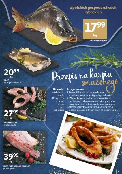 Auchan gazetka promocyjna od 2019-12-05, strona 3