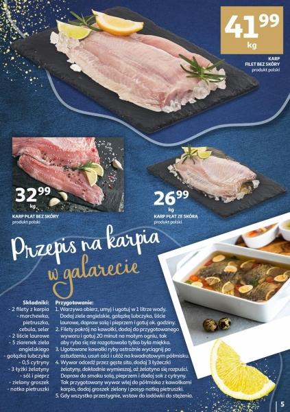 Auchan gazetka promocyjna od 2019-12-05, strona 5