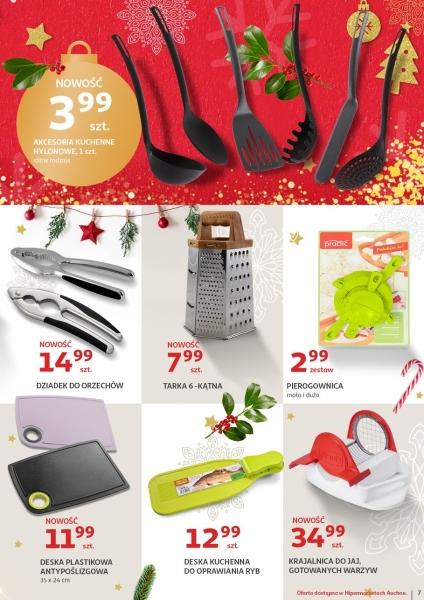 Auchan gazetka promocyjna od 2019-12-05, strona 7