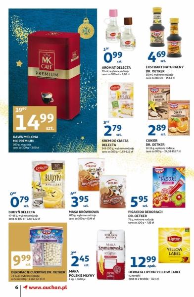 Auchan gazetka promocyjna od 2019-12-12, strona 6