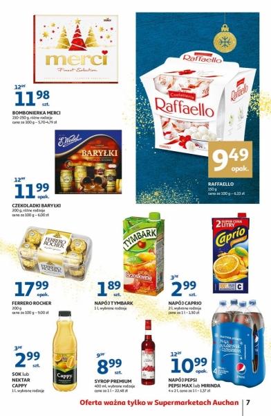 Auchan gazetka promocyjna od 2019-12-12, strona 7