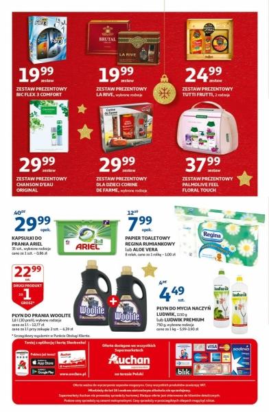 Auchan gazetka promocyjna od 2019-12-12, strona 8