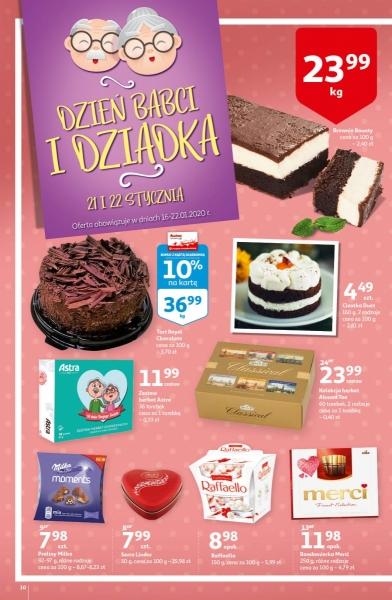 Auchan gazetka promocyjna od 2020-01-16, strona 10