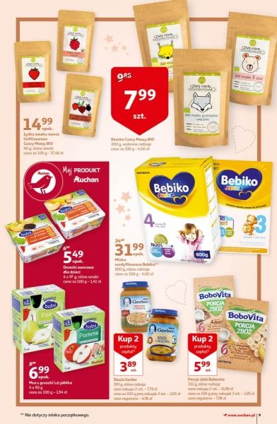 Auchan gazetka promocyjna od 2020-01-16, strona 9