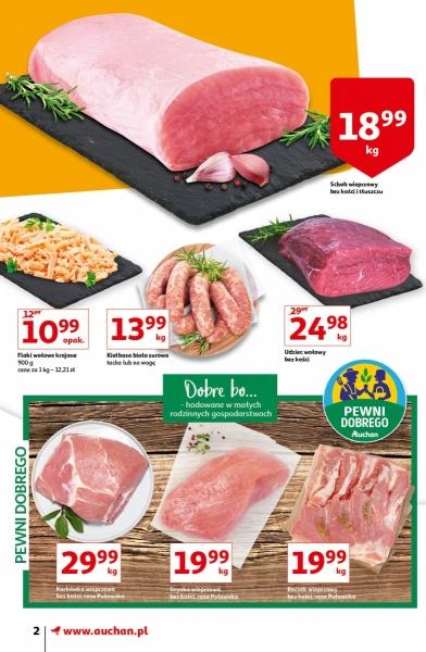Auchan gazetka promocyjna od 2020-01-16, strona 2