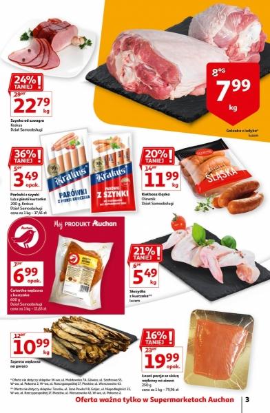 Auchan gazetka promocyjna od 2020-01-16, strona 3