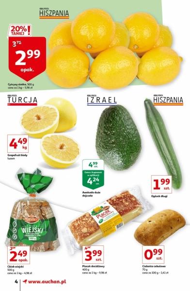 Auchan gazetka promocyjna od 2020-01-16, strona 4