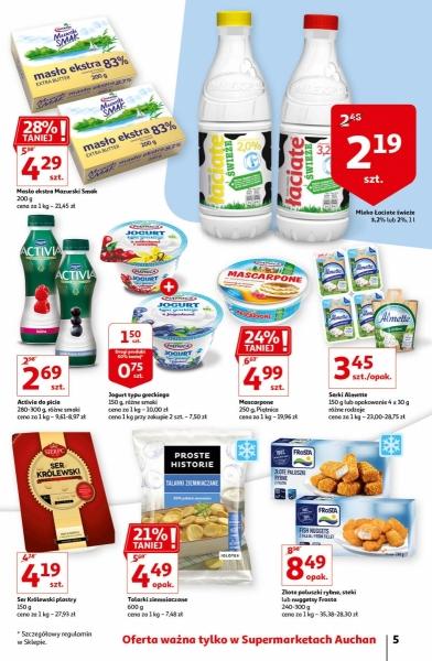 Auchan gazetka promocyjna od 2020-01-16, strona 5