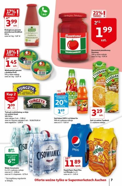 Auchan gazetka promocyjna od 2020-01-16, strona 8