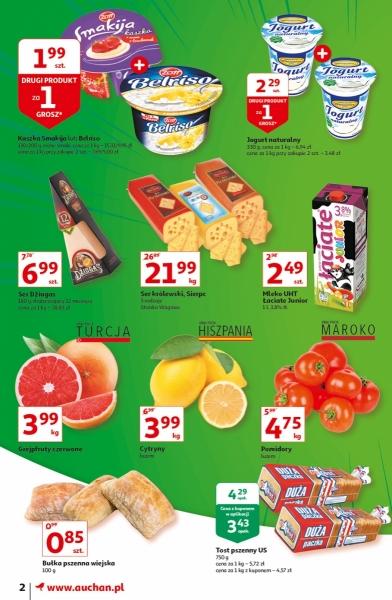 Auchan gazetka promocyjna od 2020-01-23, strona 2