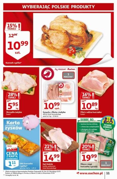 Auchan gazetka promocyjna od 2020-09-17, strona 11
