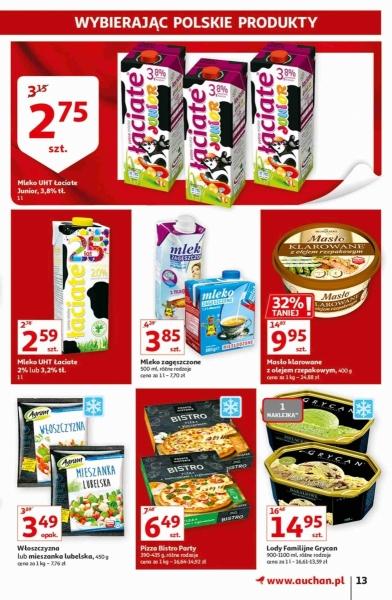 Auchan gazetka promocyjna od 2020-09-17, strona 13