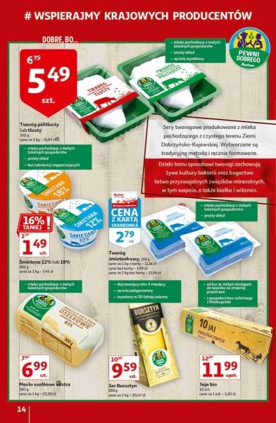 Auchan gazetka promocyjna od 2020-09-17, strona 14