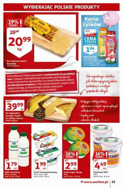 Auchan gazetka promocyjna od 2020-09-17, strona 15