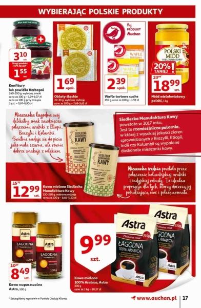 Auchan gazetka promocyjna od 2020-09-17, strona 17
