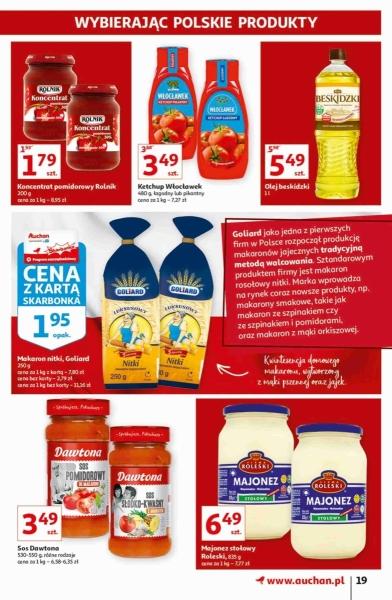 Auchan gazetka promocyjna od 2020-09-17, strona 19
