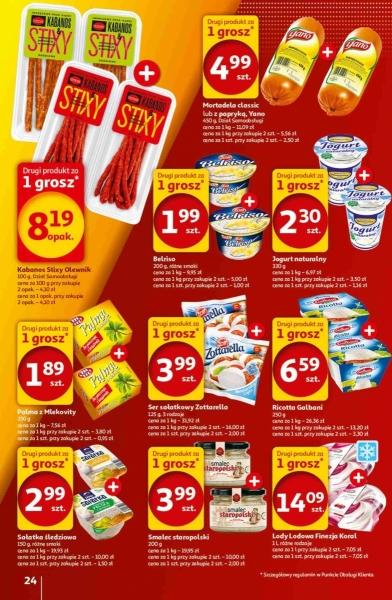 Auchan gazetka promocyjna od 2020-09-17, strona 24