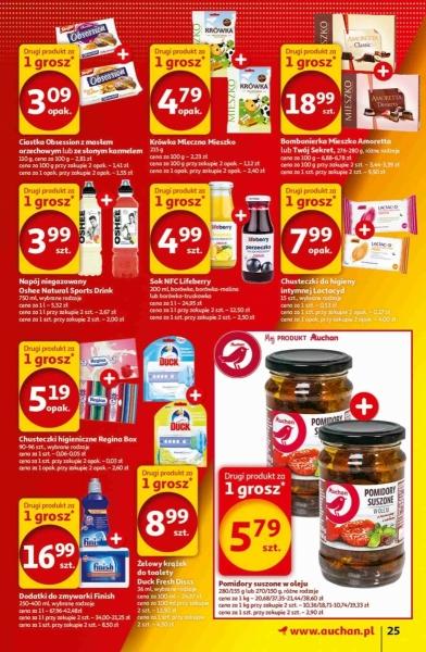 Auchan gazetka promocyjna od 2020-09-17, strona 25