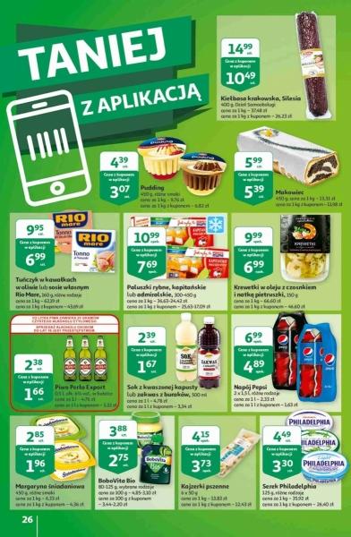 Auchan gazetka promocyjna od 2020-09-17, strona 26