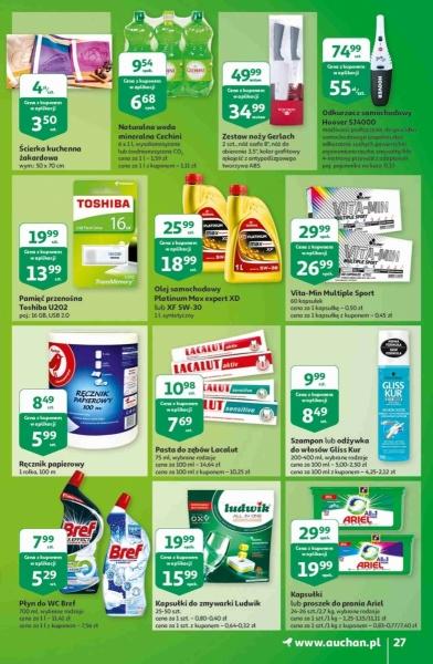 Auchan gazetka promocyjna od 2020-09-17, strona 27