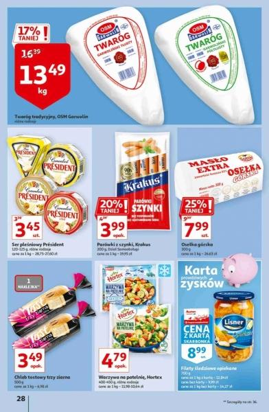 Auchan gazetka promocyjna od 2020-09-17, strona 28