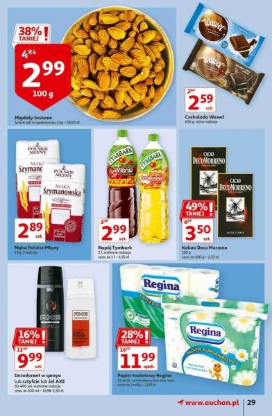 Auchan gazetka promocyjna od 2020-09-17, strona 29