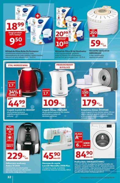 Auchan gazetka promocyjna od 2020-09-17, strona 32