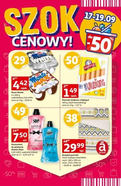 Auchan gazetka promocyjna od 2020-09-17, strona 34