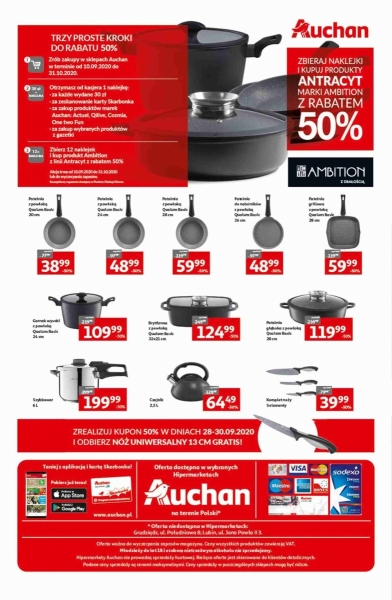 Auchan gazetka promocyjna od 2020-09-17, strona 36