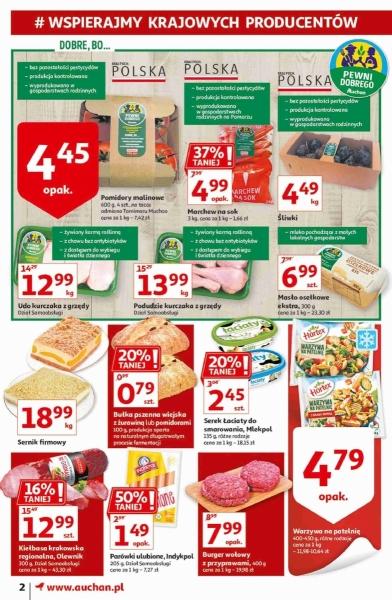 Auchan gazetka promocyjna od 2020-09-17, strona 2