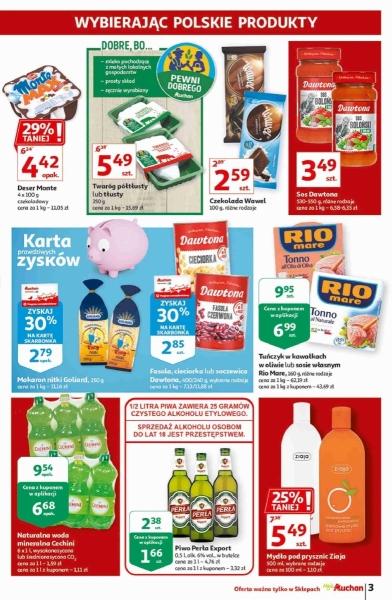 Auchan gazetka promocyjna od 2020-09-17, strona 3