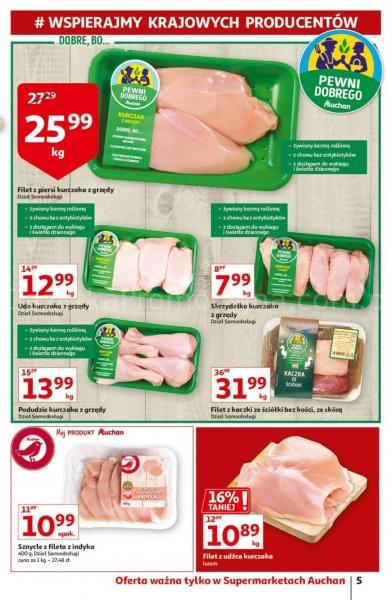 Auchan gazetka promocyjna od 2020-09-17, strona 5