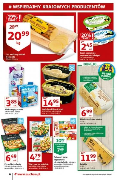 Auchan gazetka promocyjna od 2020-09-17, strona 6