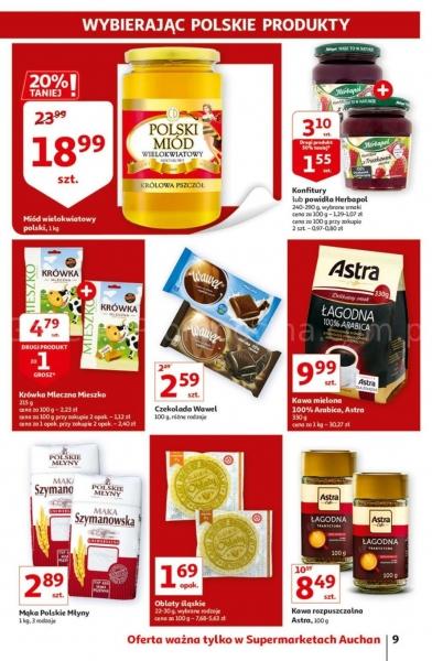 Auchan gazetka promocyjna od 2020-09-17, strona 9