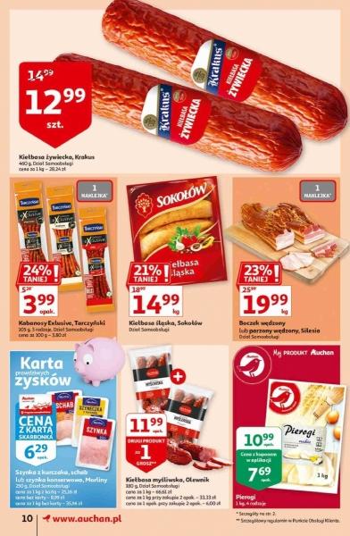 Auchan gazetka promocyjna od 2020-09-25, strona 10