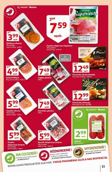 Auchan gazetka promocyjna od 2020-09-25, strona 11