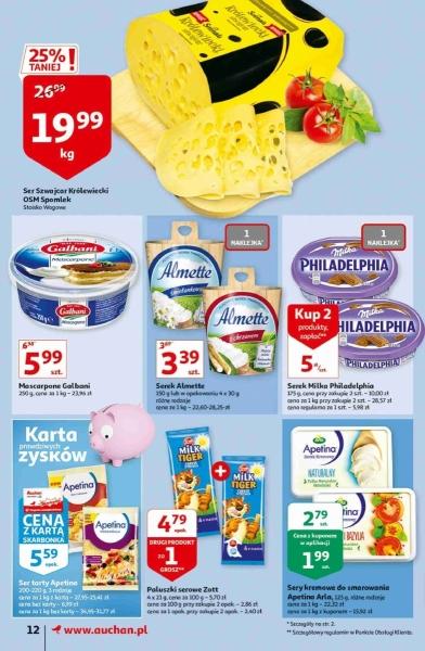 Auchan gazetka promocyjna od 2020-09-25, strona 12