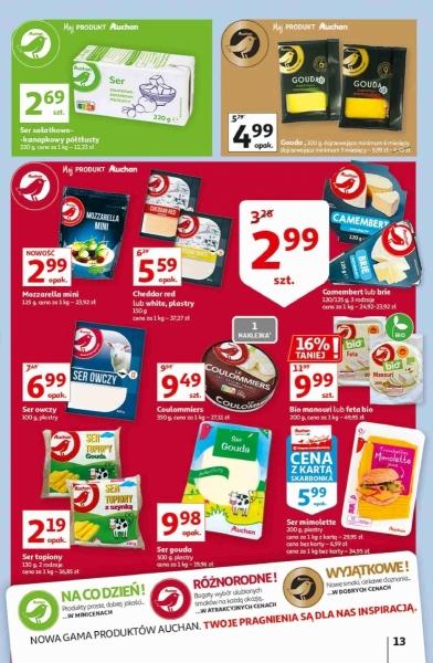 Auchan gazetka promocyjna od 2020-09-25, strona 13