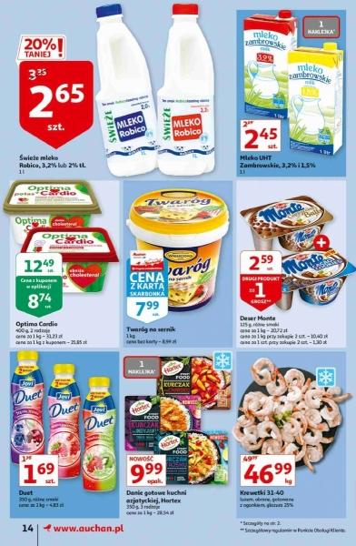 Auchan gazetka promocyjna od 2020-09-25, strona 14