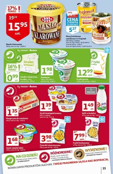 Auchan gazetka promocyjna od 2020-09-25, strona 15