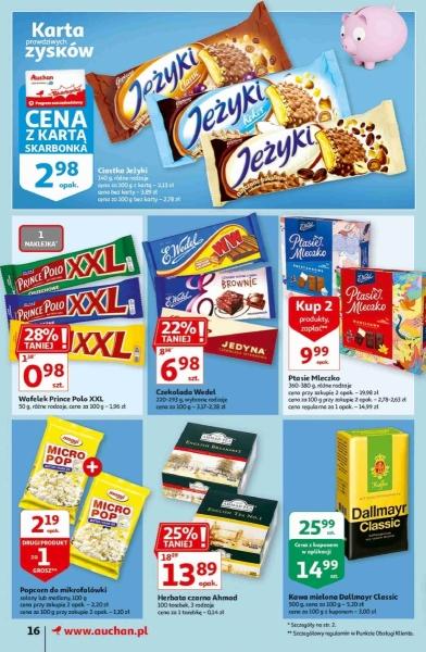 Auchan gazetka promocyjna od 2020-09-25, strona 16