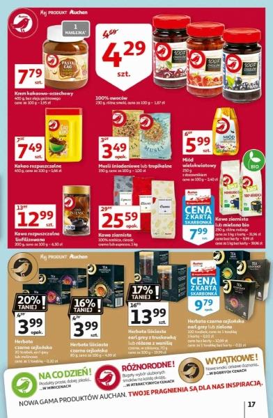 Auchan gazetka promocyjna od 2020-09-25, strona 17