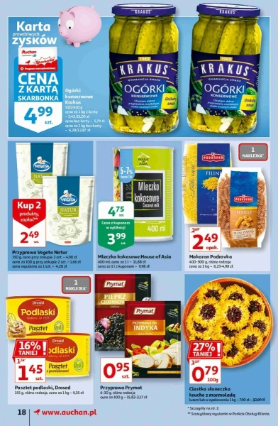 Auchan gazetka promocyjna od 2020-09-25, strona 18