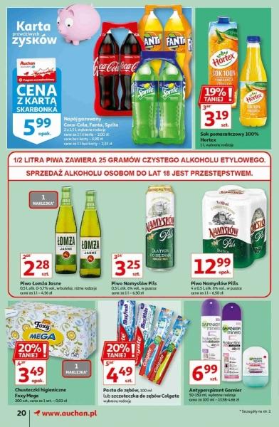 Auchan gazetka promocyjna od 2020-09-25, strona 20