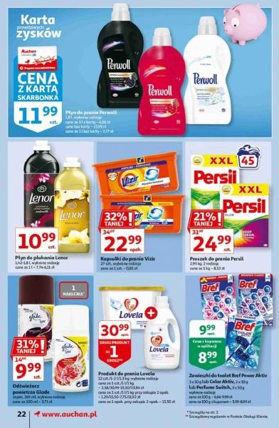 Auchan gazetka promocyjna od 2020-09-25, strona 22