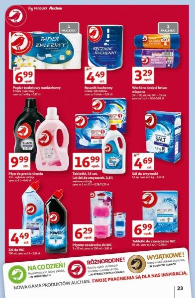 Auchan gazetka promocyjna od 2020-09-25, strona 23